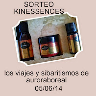 SORTEO KIT DE VIAJE KINESSENCES
