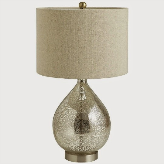 crackle ombre table lamp i like the height of this lamp and the. Black Bedroom Furniture Sets. Home Design Ideas