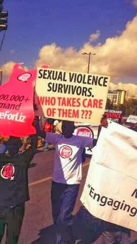 Nairobi WOMEN remove PANTIES in public ……. Justice for Liz ...