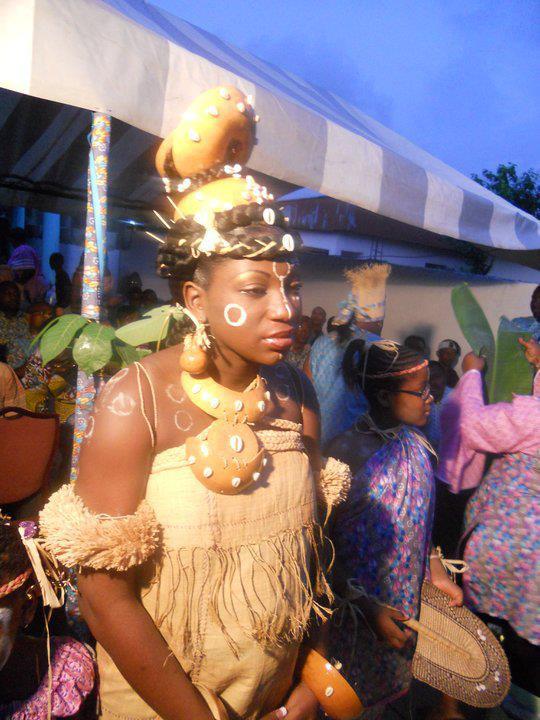 Mireille Nzoubou Créations pour Mariages Coutumiers du Gabon et ...