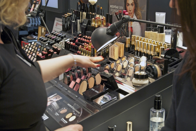 bobbi brown makeup counter paris 8