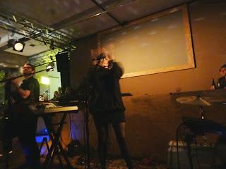 18.10.2013 Dortmund - Schauspielhaus: Mélanie Pain