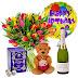 Tin nhắn chúc mừng sinh nhật hay dành tặng bạn bè