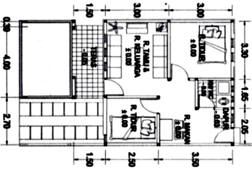Denah type 48