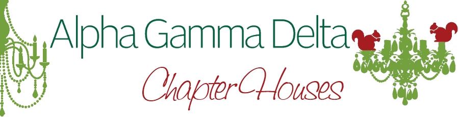 Alpha Gamma Delta Chapter Houses