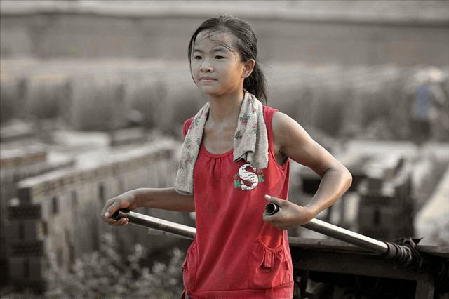 Zhang Qianqian, Kisah Gadis Kecil yang Mengharukan