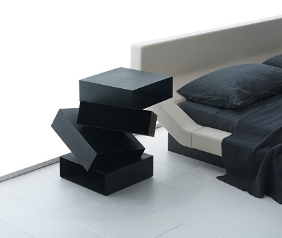 15 modern and creative side table designs for Creative design table