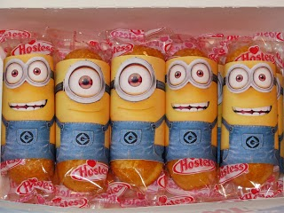Twinkie Despical Me Minions by Karens Ideas Galore