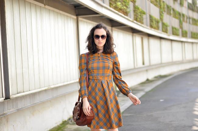 Twin Peaks midi dress