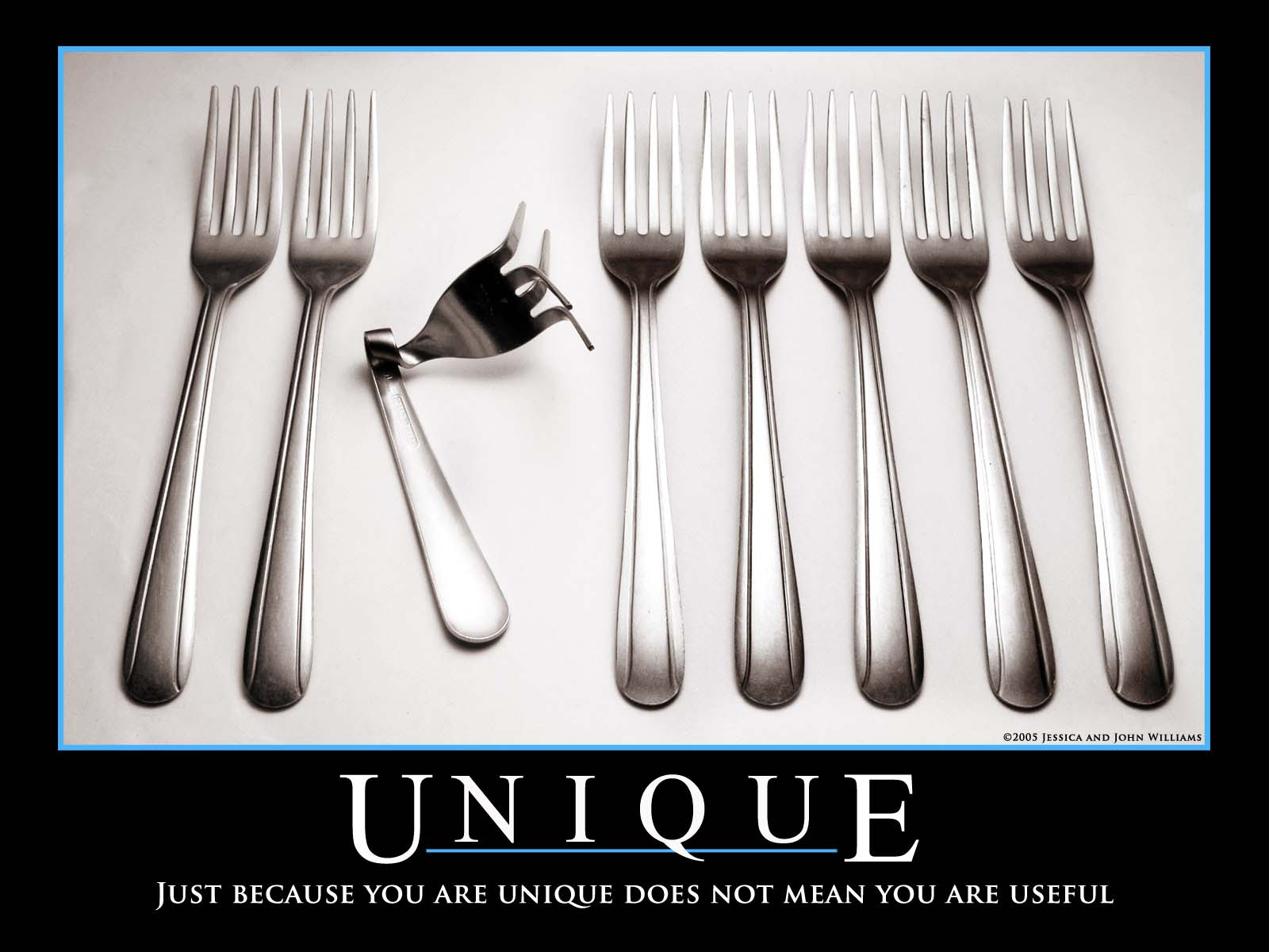 Unique Demotivational