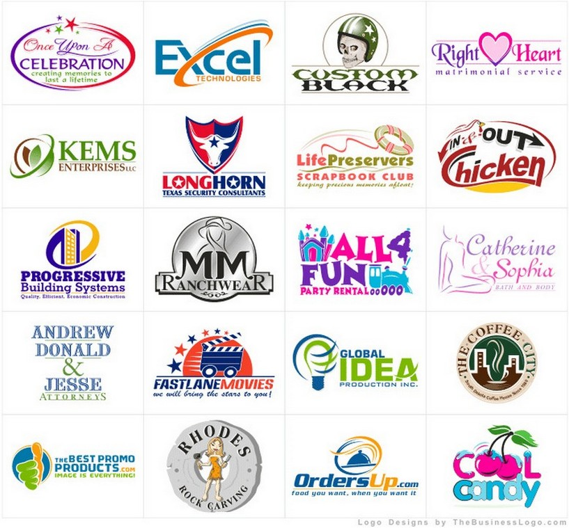 Company logo Business logo design company