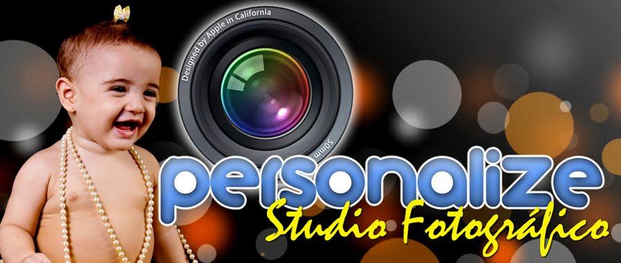 Studio Fotográfico Personalize