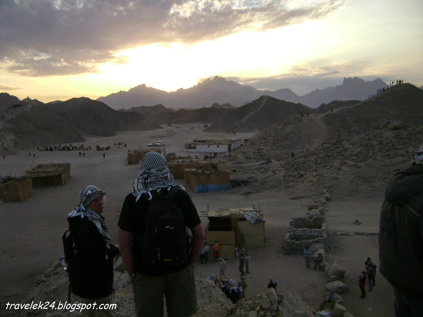 Wioska Beduinów, Quad Safari, Hurghada Egipt