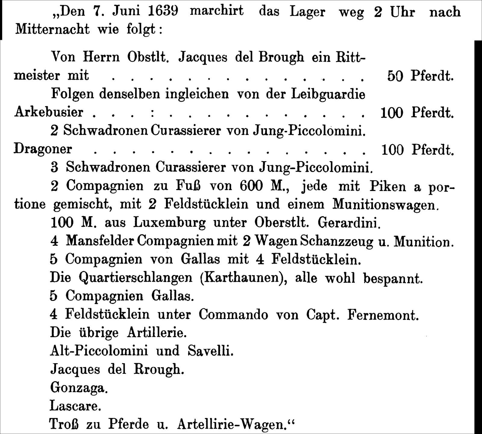 Thionville+1639+Piccolomini+March+Order.