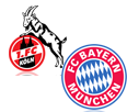 Live Stream FC Köln - FC Bayern München