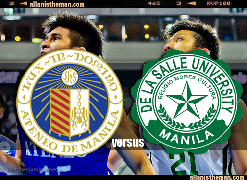 Ateneo wants La Salle representatives out of UAAP board
