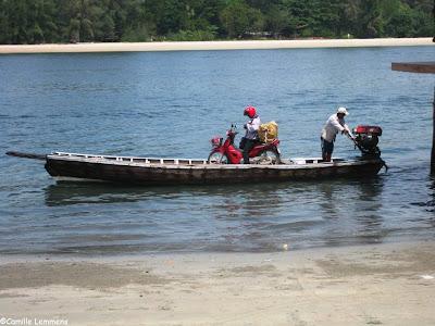 Ferry, Koh lanta