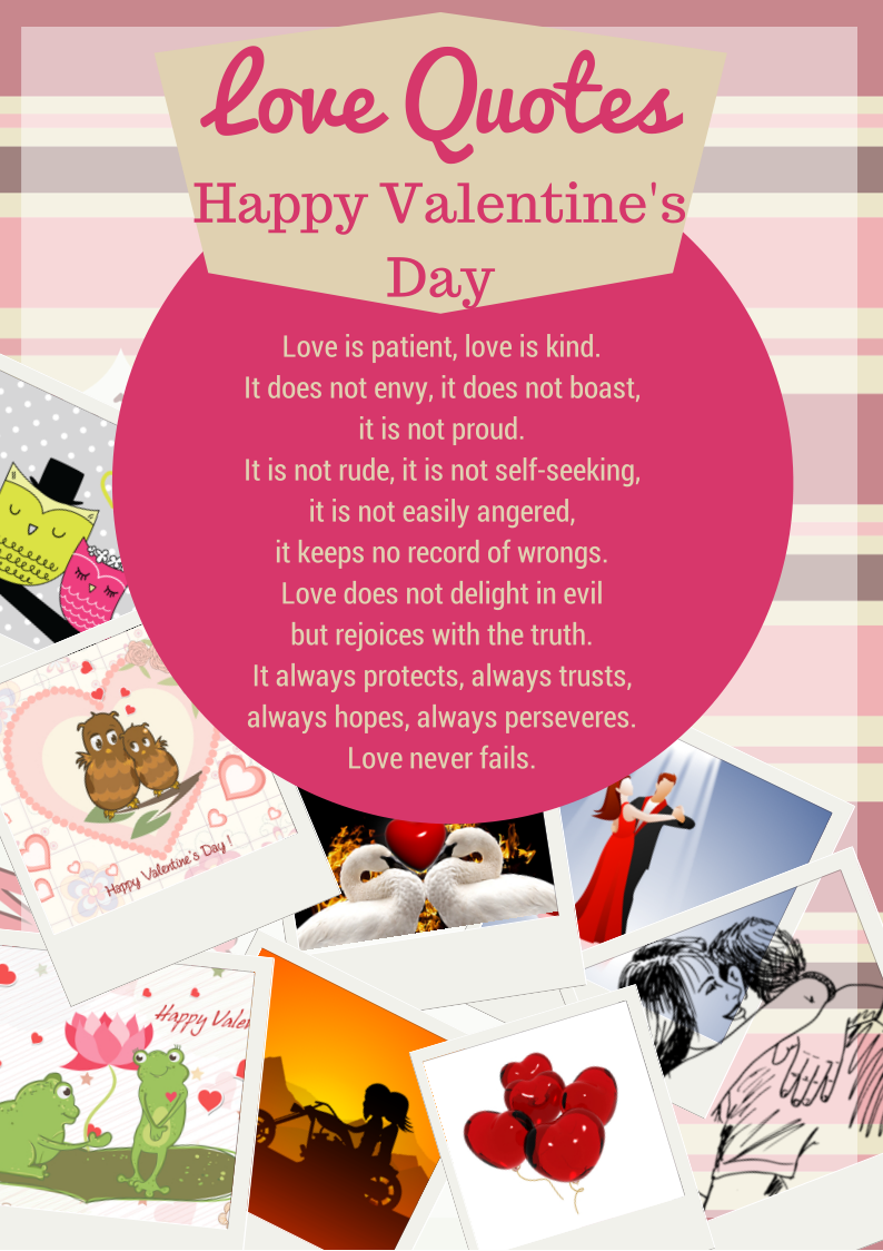 Happy valentines day quotes for husband valentine jinni for Valentine day love quotes