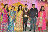 Celebraties at Actor Bharat n Jessy Wedding Reception Photos+%252884%2529 Actor Bharath n Jessy Wedding Photos