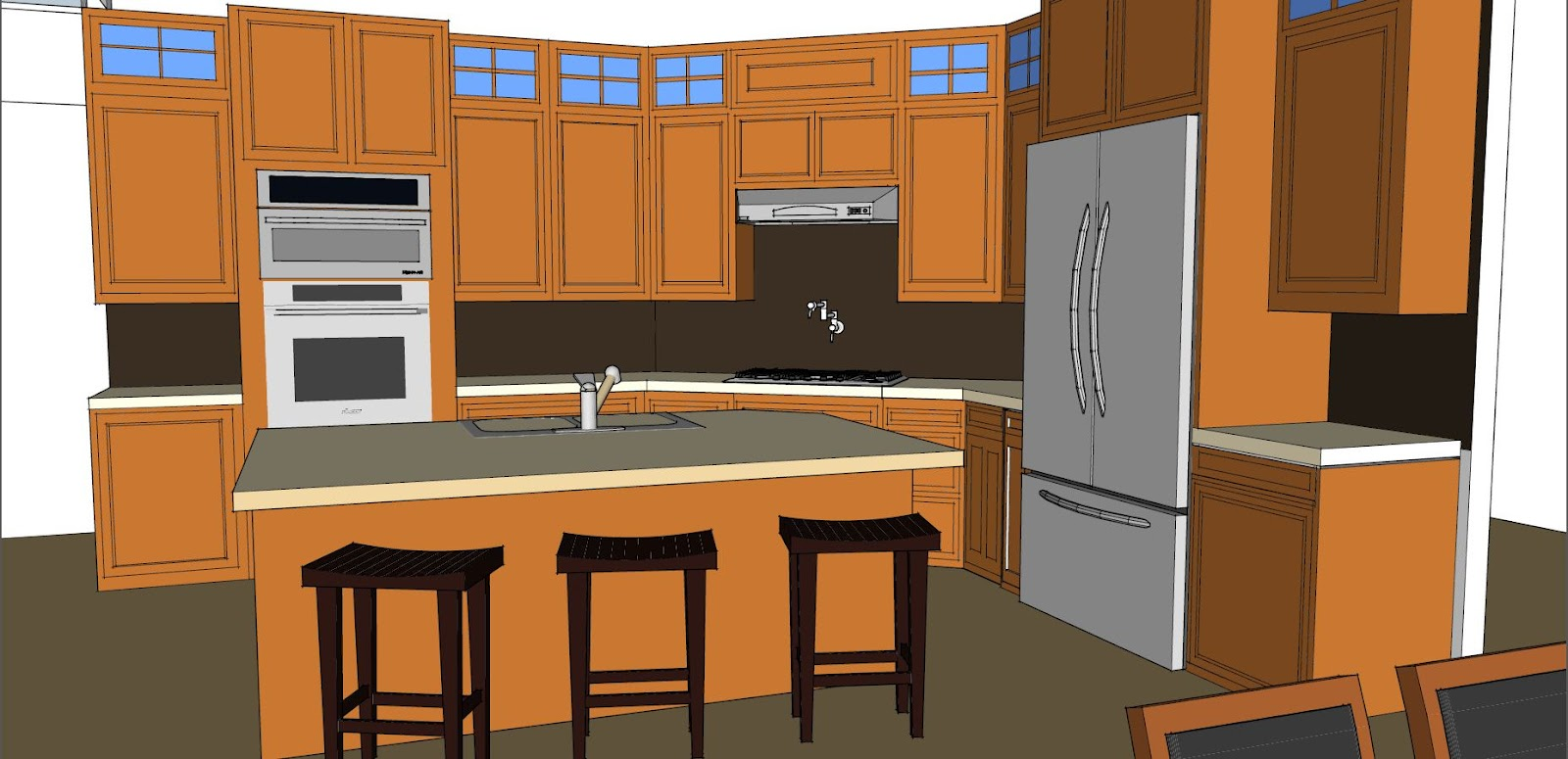 Beth c davis Kitchen design software google sketchup