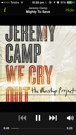 Might to Save - Jeremy Camp