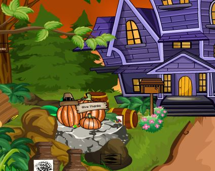 GraceGirlsGames Golden Turkey Escape Walkthrough