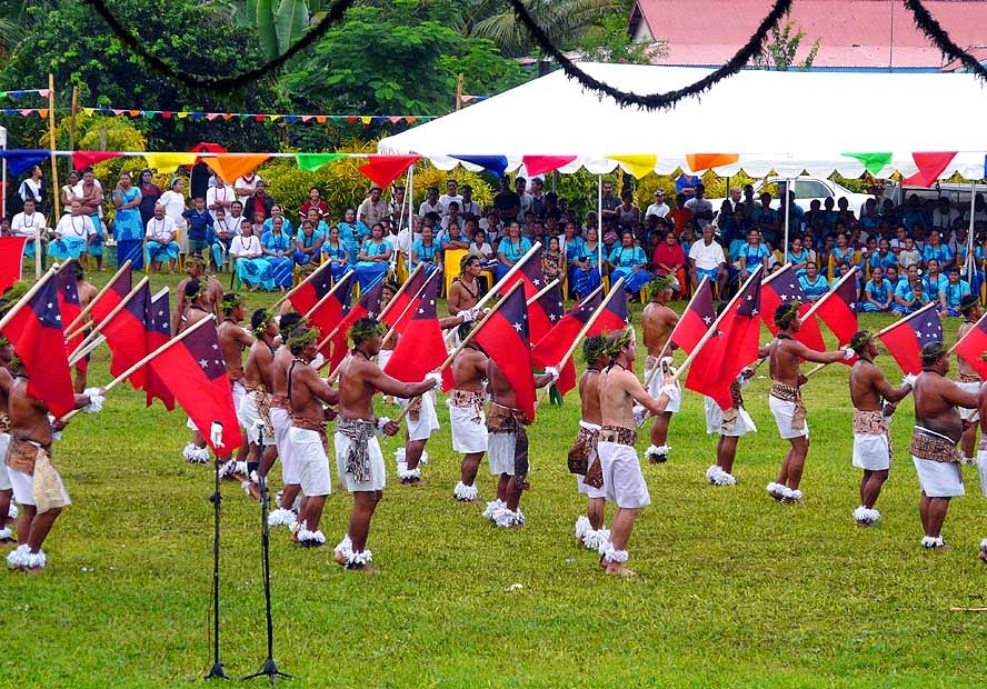 Every Day Is Special: June 1 – Independence Day in Samoa