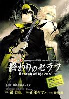 ver anime Owari no Seraph Capítulo 12.5