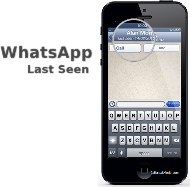 How to Hide the WhatsApp Last Seen Time?