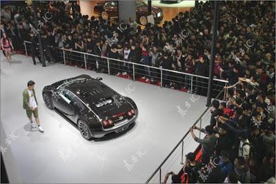 معرض شنغهاي للسيارات