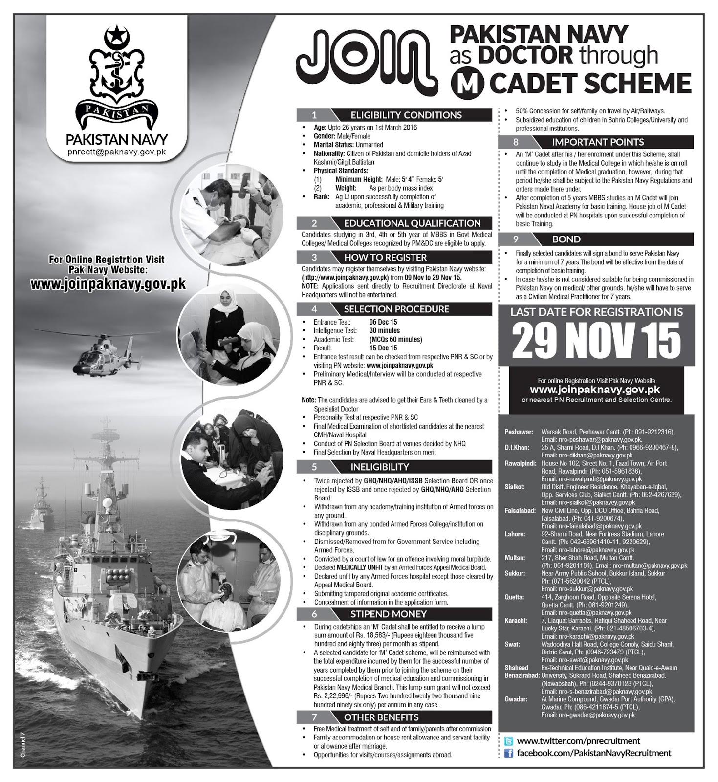 Calculate Bmi Sample Solution For How To Join Pakistan Navy As Doctor  Through M Cadet Scheme