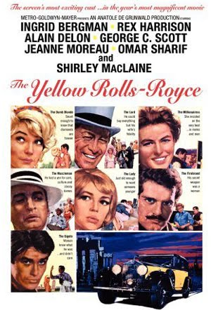The Yellow Rolls-Royce (1964)