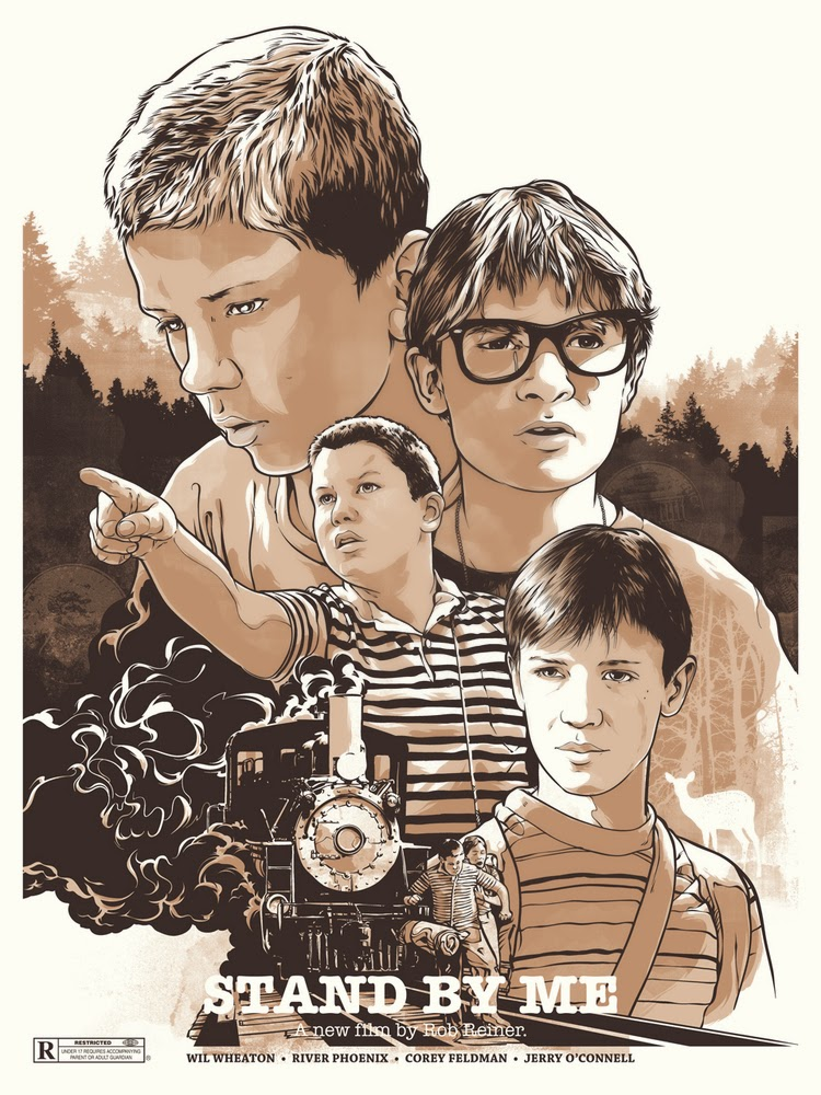 "an analysis of the movie stand by me Screenprism is the hub for film and tv analysis in ""stand by me,"" what is the significance of the deer seen by stand by me is a coming-of-age film where."