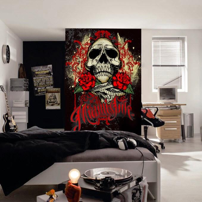 Papel pintado febrero 2015 - Fotomurales habitacion juvenil ...