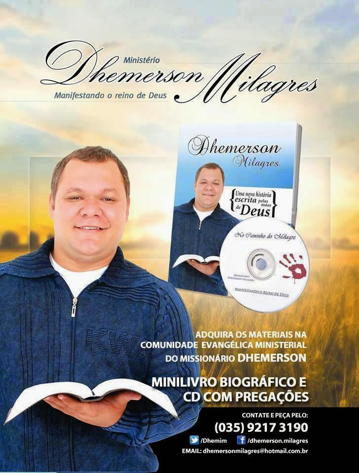 Missionário Dhemerson Milagres