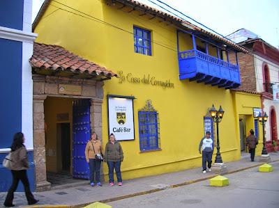 Casa del Corregidor, Puno, Perú, La vuelta al mundo de Asun y Ricardo, round the world, mundoporlibre.com
