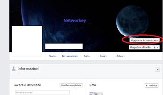Informazioni Facebook