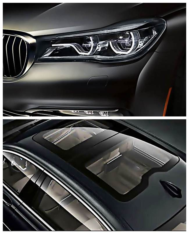 2016 BMW 7 Series 730d Review