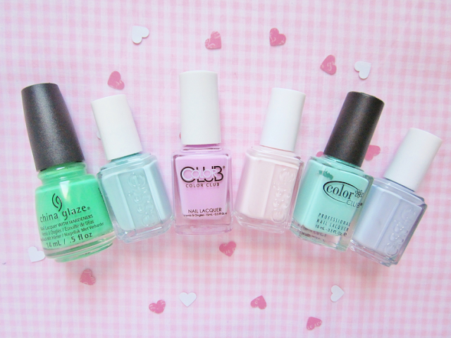 Top 6 Nail Polishes