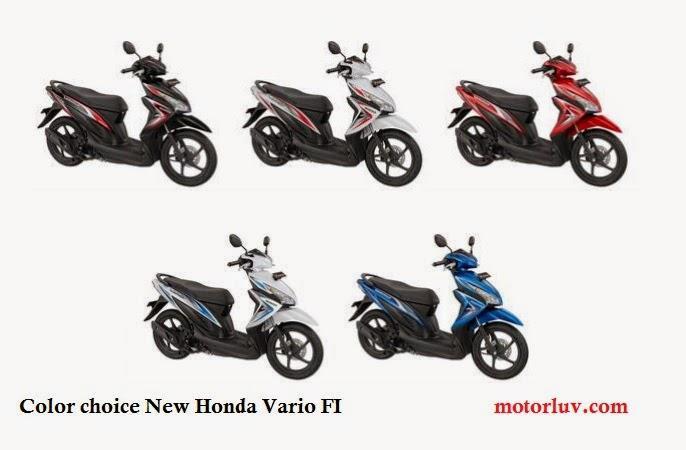 Official New Honda Vario 125 2014