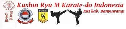 Kushin Ryu M Karate-do Banyuwangi