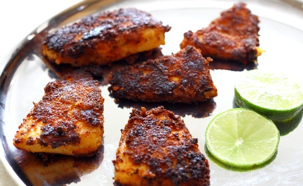 Indian masala recipes simple fish fry for Easy fish fry recipe