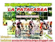 """XVII CICLODEPORTIVA VILLA DE UBRIQUE """"LA PATACABRA"""""""