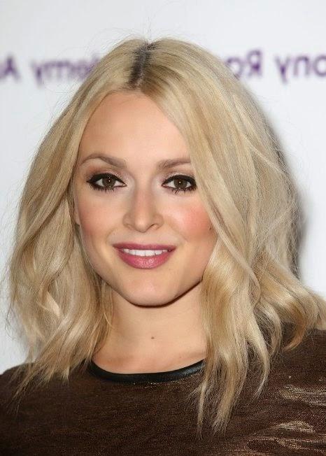 Halflang Blond Haar op Pinterest Halflange Blondine en