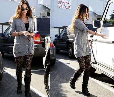 How to lace wear leggings with boots rare photo