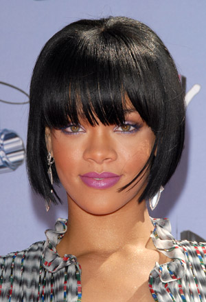 rihanna short hair blonde. rihanna short hair blonde