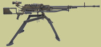 Zastava M02 Coyote Heavy Machine Gun