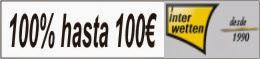 Interwetten - hasta 100€ gratis