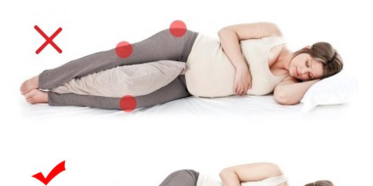 Во сне гладить живот у беременной 11