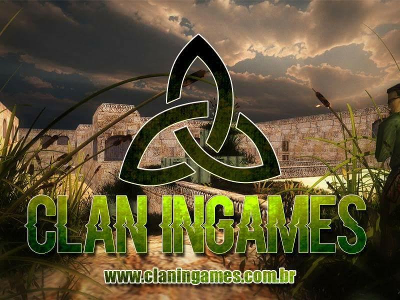 Clan in[G]ames - Servidor 4FUN e MIX                                                              ®